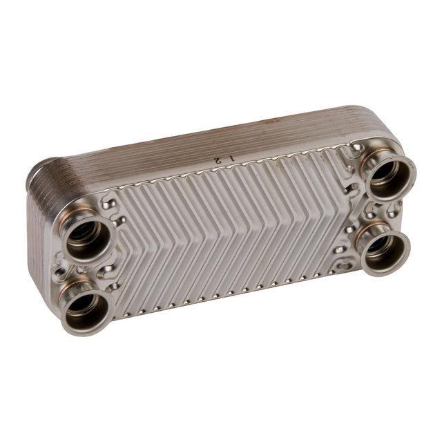 Где купить теплообменник горячей воды Кожухотрубный конденсатор Alfa Laval CRF271-6-S 2P Новоуральск