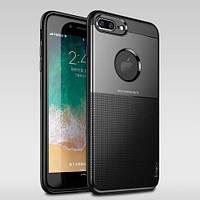 "Чехол iPaky TPU+PC Dunjia для Apple iPhone 7 plus / 8 plus (5.5"") Черный"