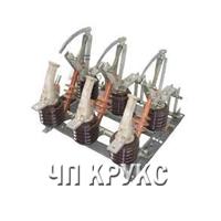 Выключатель нагрузки ВНА-10/630 с привод.