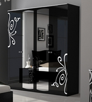 Шкаф Богема 4Д (с зеркалом) Миро-Марк, фото 1