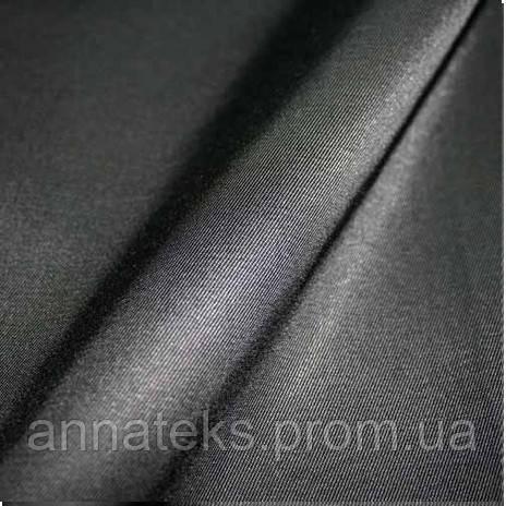 Ткань Ортон Ф №132 черный. 59532 ВО 150СМ ПЛ 280 г/м2