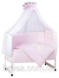 Детская постель TuttoLina Sleeping Bear 7 элементов