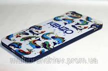 Силиконовый чехол Kenzo Fish для iphone 5
