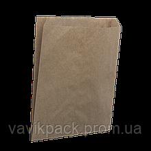 Пакет (140*40*120 мм)   Крафт импорт  41г/м2  жиростойкий