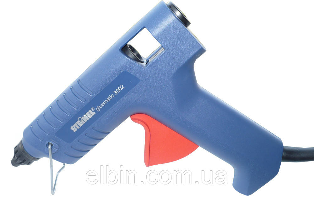 Пистолет клеевой STEINEL GLUEMATIC 3002(кейс)