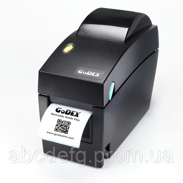 Принтер этикеток GoDEX DT2x (USB+RS232+LAN)