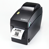 Принтер этикеток GoDEX DT2x (USB+RS232+LAN), фото 1