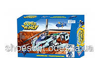 Детский конструктор Супер крылья Super Wings 335 деталей