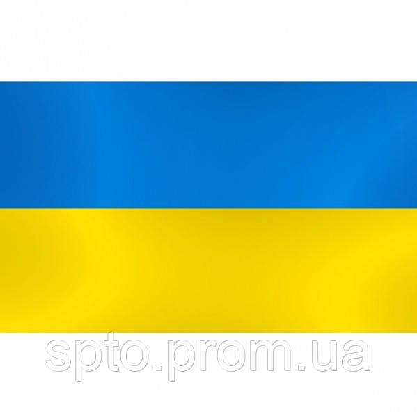 Флаг Украины, размер  90*145