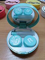 """Дорожній набір для контактних лінз """"Подарунок"""" K-1612-K, фото 1"""