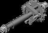 Ступица колеса опорно-приводного в сборе СУПН Н 080.13.000-01-1Т