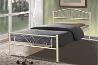 Кровать Релакс 160-200 см (бежевая)