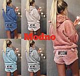 Махровая пижама с шортами, фото 9