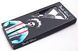 Білі чоловічі підтяжки Paolo Udini подарунковий варіант, фото 2