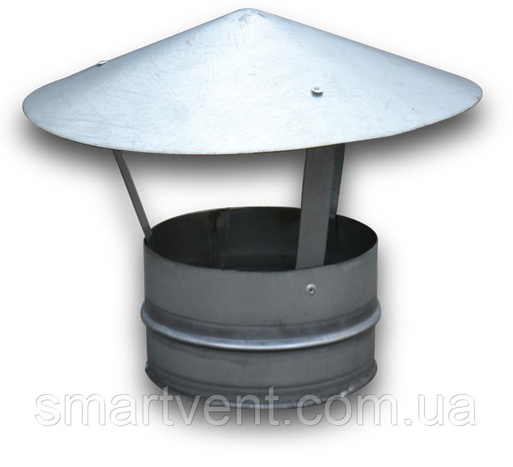 Зонт крышный Ø450