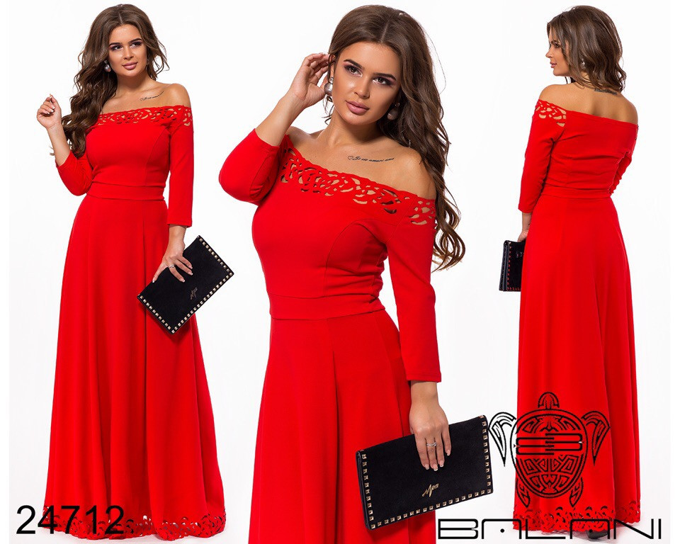 Платье женское #208-2 Р.-р. 44