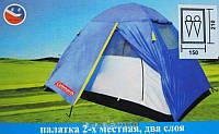 Палатка Coleman 1001 (Польша) двухместная