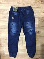 Джинсовые брюки на флисе для мальчиков оптом, Grace, 98-128 рр., арт. B82789, фото 4