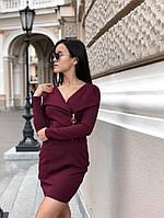 Платье  декольте, фото 1