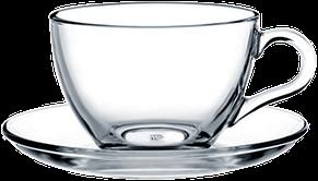 Чашка с блюдцем 230  мл, фото 2
