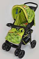 Лучшая прогулочная коляска Sigma SK5AF New салатовая