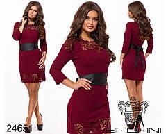 Платье  женское #227-1 Р.-р. 42