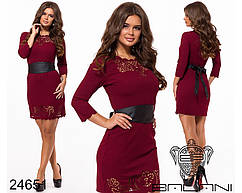 Платье  женское #227-1 Р.-р. 44