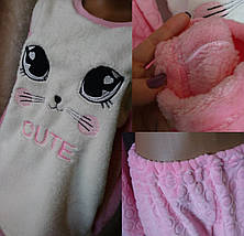 Пижама женская с вышивкой, фото 2