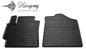 Передние коврики в салон Toyota Camry V40 2006- Stingray 1022242