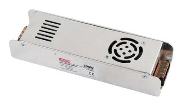 Блок живлення JLV-12300KS JINBO 12 вольт 300вт JINBO 10730