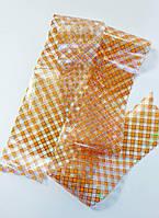 Фольга для литья с цветным принтом