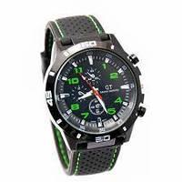 Мужские часы GT Grand Touring, Зелёные , фото 1