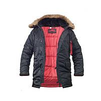 """Куртка зимняя """"slim fit"""" Аляска Black, фото 2"""