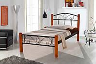 Кровать Релакс Вуд 90-200 см (черный)