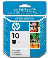 Картридж HP No.10 DJ2000/2200/2500/cp1700 black, 69 ml