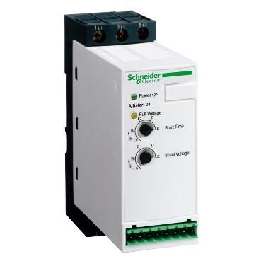 Плавний пуск ATS01 1.5 кВт 380/220В 3/1Ф  9А  ATS01N109FT