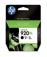 Картридж HP No.920XL OJ6000/6500/7000/7500 Black (CD975AE)