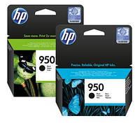 Картридж HP No.950 XL OJ Pro 8100 N811a/N811d black