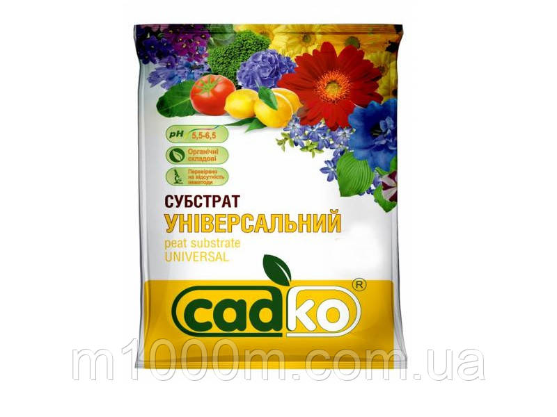 Субстрат Земля универсальная Садко 5 л