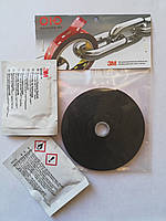 Набор 3М для монтажа ветровиков (скотч, салфетки)