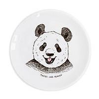 Тарелка «Panda yummy»
