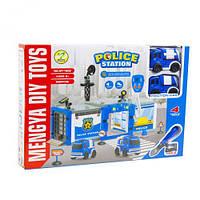 Игровой набор конструктор my1202 Полицейский участок