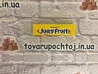 Жевательная резинка Wrigley Juicy Fruit 5 пластинок