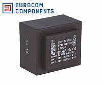 Трансформатор HAHN BV EI 382 1194 (Вход 230В, Выход 2х15В)