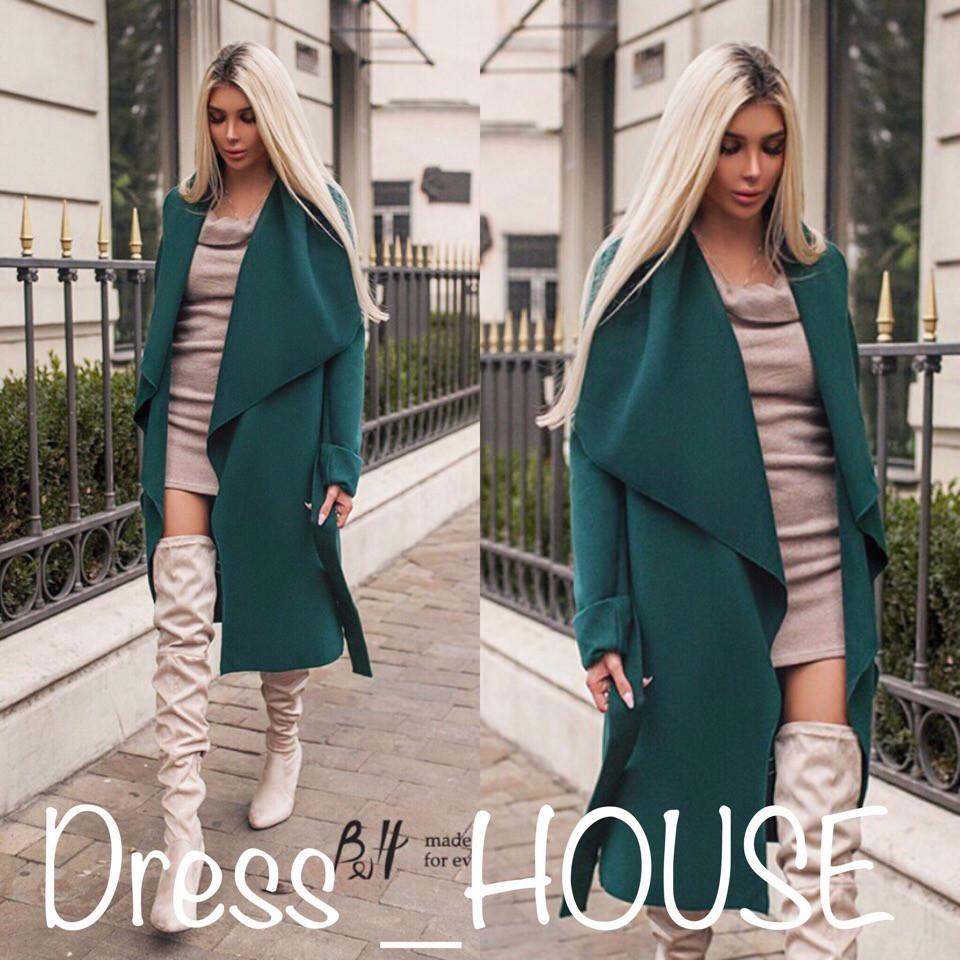 Женское пальто ec92101d67da9