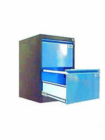 Металлический шкаф картотечный Szk 104