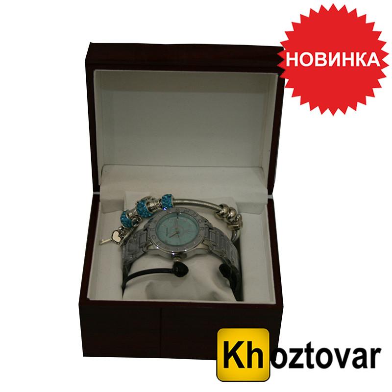 7d733b54 Женские наручные часы с браслетом Pandora P11 - купить по выгодной ...