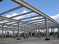 Проектирование железобетонных конструкций здания