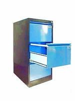 Металлический шкаф для картотек Szk 204