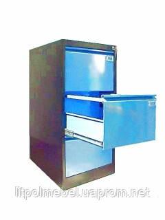Металлический шкаф для картотек Szk 204 - ООО «Литпол-Украина» в Харькове